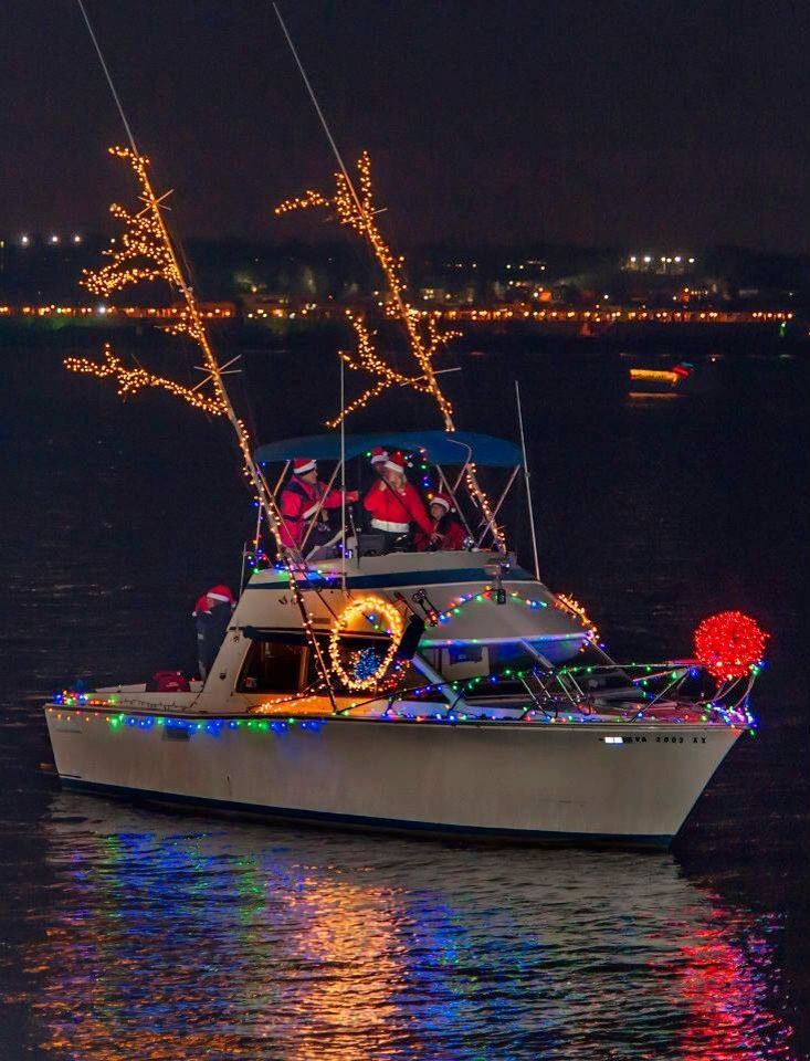 Lighted Boat Parades/Shows (Mid Atlantic)