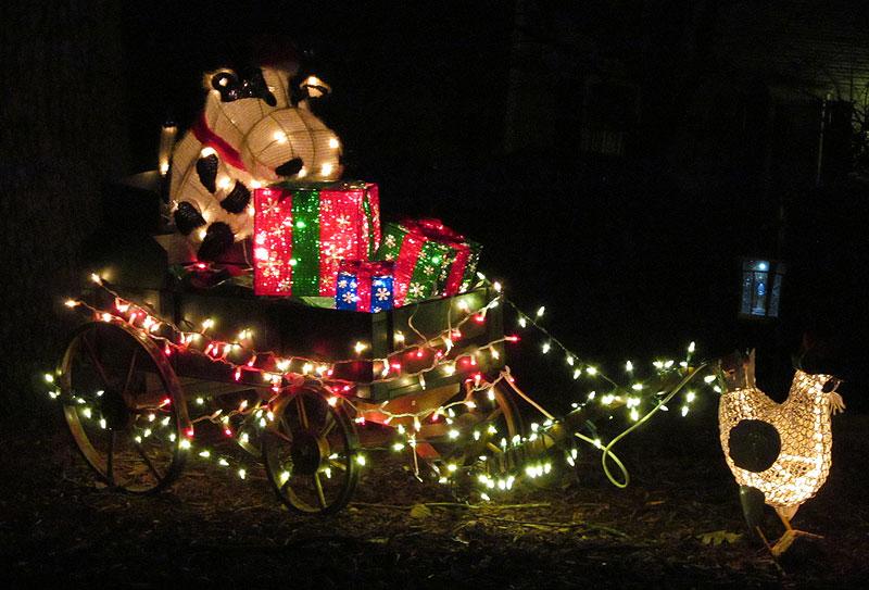 Tacky and Humorous Christmas