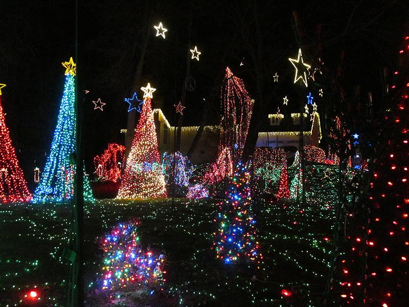 - Tacky Christmas Lights Details